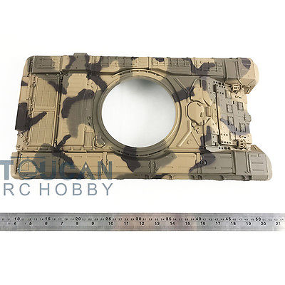 2.4Ghz HengLong 1/16 Russian T90 RC Tank Model 3938 Plastic Upper Hull 1 32 fov80318 russian t 34 85 tank