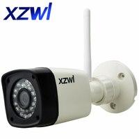 Outdoor Waterproof Wifi Network Camera 1920 1080 HD 2 0mp Wireless P2P 3 DB 3D DNR