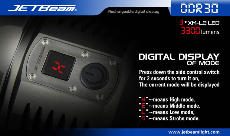 jetbeam DDR30 6