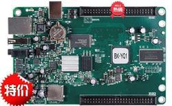 BX-YQ1 wielu odtwarzacz multimedialny asynchroniczny rgb pełny kolor led kontroler ekranu