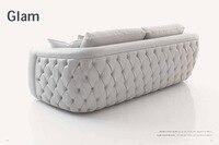 JIXINGE Высокое качество классический диван тянуть застежка диван, европейский стиль Честерфилд диван гостиная диван