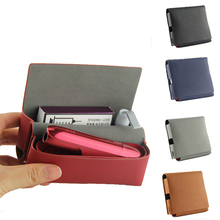 High Quality Filp Wallet Pouch Case for iqos 3.0 Cover 3 Protective Accessories 5 Colors Vape Accessaries
