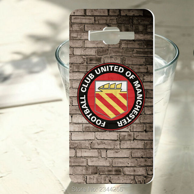 1PC phone case for Samsung Galaxy Grand Prime G530 G530H hard back cover FC united of manchester case for samsung Free shipping