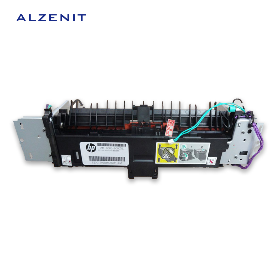ALZENIT For HP PRO 300 M351 M375 Original Used Fuser Unit Assembly 220V Printer Parts alzenit for hp p2014 p2015 2727 2014 2015 original used fuser unit assembly rm1 4248 rm1 4247 220v printer parts on sale