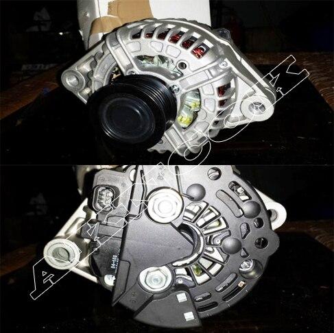 Vauxhall Astra 1.9 CDTI BOSCH Alternador 13229990 93191920 0124325172