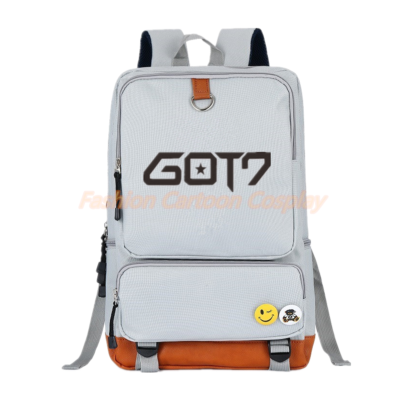 Wishot Seventeen 17 Backpack Canvas Bag Schoolbag Travel Shoulder Bag Rucksacks For Women Girls Keep You Fit All The Time Backpacks Men's Bags