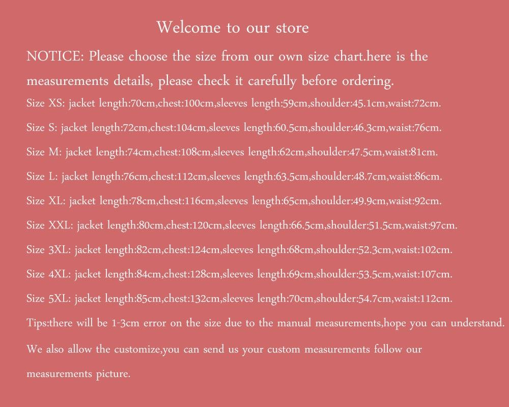 Brand New Shawl Lapel Groom Tuxedos punane valge must pulm ülikonnad - Meeste riided - Foto 4