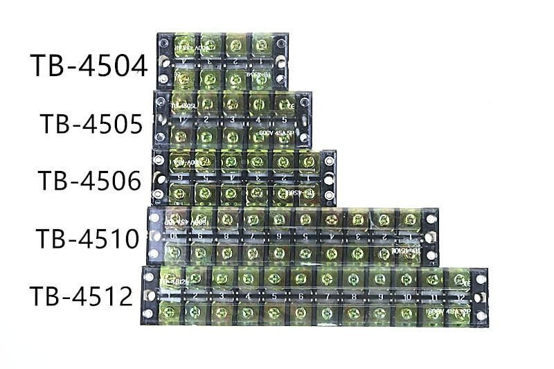 1pcs terminal blocks patch panel wiring row junction box. Black Bedroom Furniture Sets. Home Design Ideas