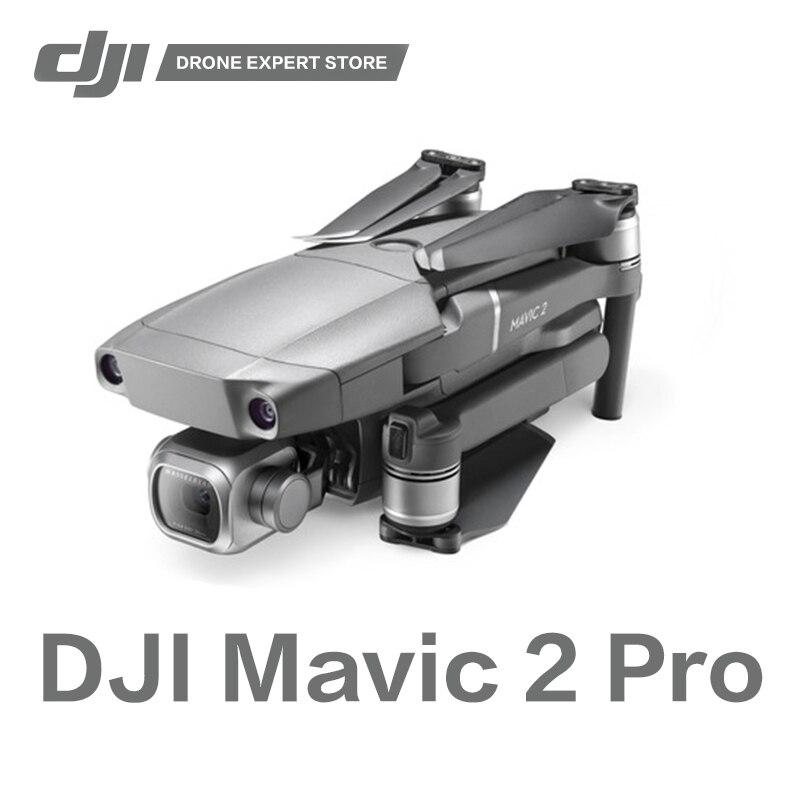 "DJI original Mavic 2 Calidad de imagen de Hasselblad 1 Pro"" CMOS Sensor Wi-Fi FPV RC teledirigido con cámara Hyperlapse 10 bits Dlog-M Videa"