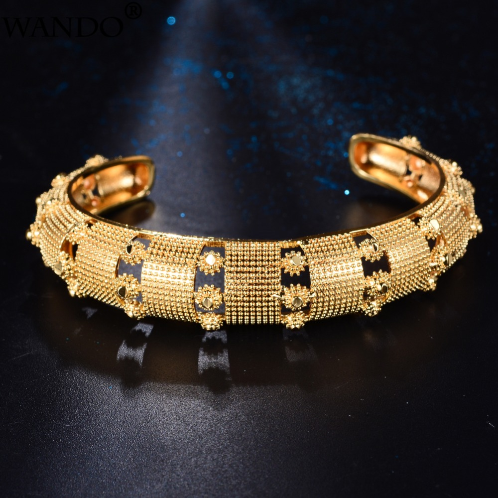 wando gold jewelry 0666-340