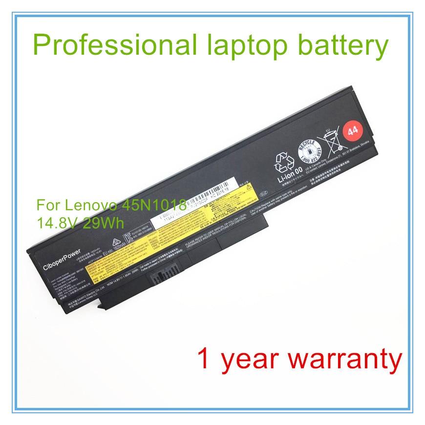 CiboperPower original 45N1018 45N1019 14.8V 29WH battery fit X230 X230i