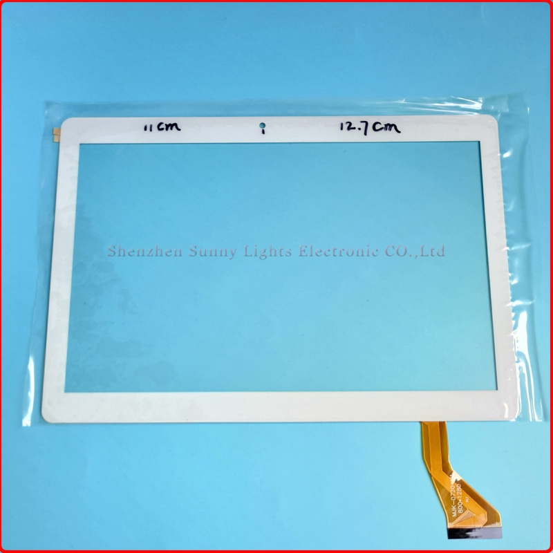 Бесплатная доставка 10,1-дюймовый планшетный ПК почерк экран для MJK-0720-V1 сенсорный экран дигитайзер Сенсорная панель Замена