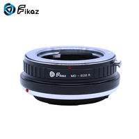 Fikaz For MD EOS R Camera Lens Mount Adapter Ring for Minolta MD Lens to Canon EOS R RF Mount Camera