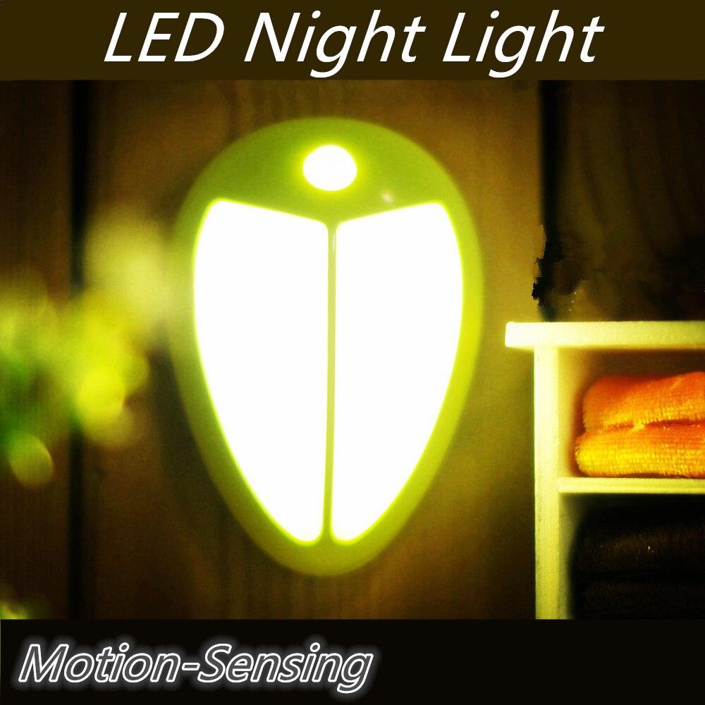 Ночник сна чистые Батарея движени-зондирования светодиод ...