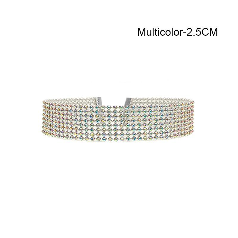 кристалл горный хрусталь Cole цепочки и ожерелья для женщин свадебные аксессуары Серра кэп панк готический колье ювелирные изделия Коул фам #95027