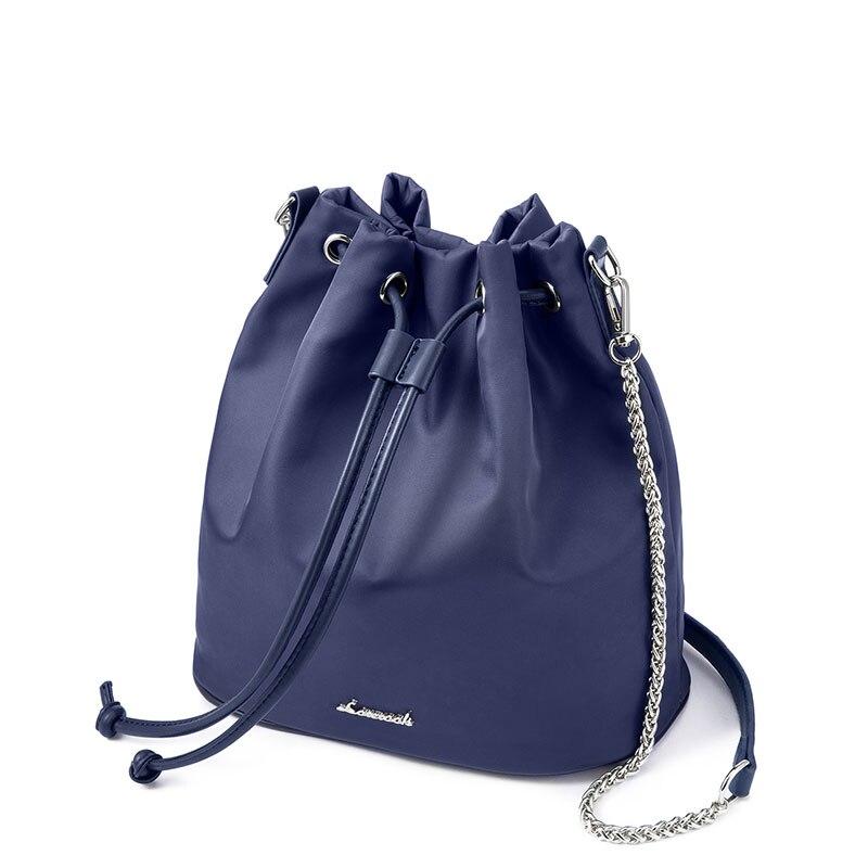 LOVEVOOK Bucket-Bags Purse Messenger-Bag Crossbody-Bags Shoulder Waterproof Women Ladies