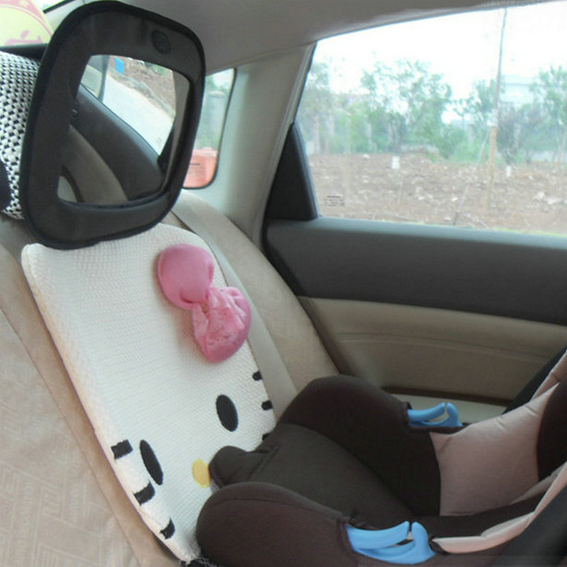 Car Back Seat Safety View Mirror Baby Rear Ward Facing Interior Kids Monitor Reverse Seats Basket In Mirrors From