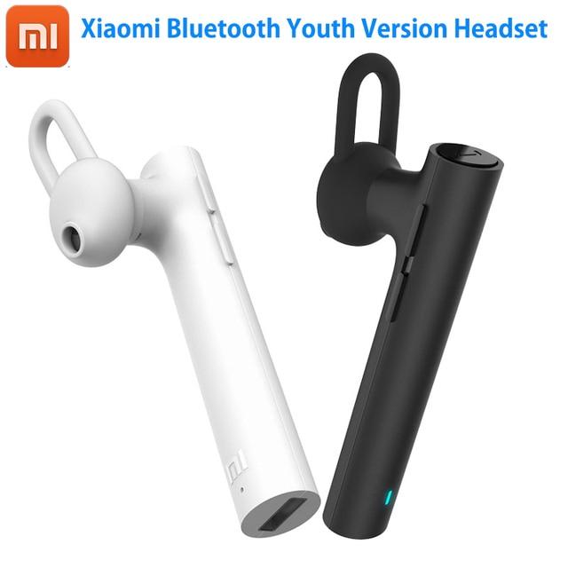 Brands Original Xiaomi Bluetooth Headset Youth Version Wireless Earphone Handfree HD Calling 6