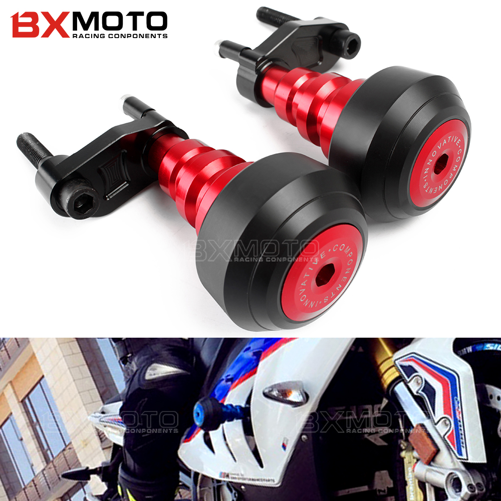 CNC Frame Sliders Crash Pad Cover Falling Protector Guard For BMW S1000RR S 1000 RR S 1000RR 2010-2015 2011 2012 2013 2014 ящик органайзер для крепежа archimedes 94226