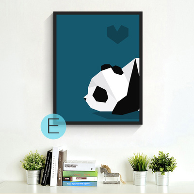 New-decorative-pictures-poster-art-for-kids-room-baby-painting-black-white-Bear-Cat-posters-and.jpg_640x640 (2)
