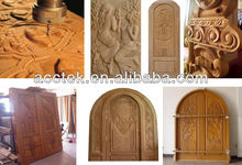 Good quality 1300x2500mm multifunction woodworking machine / 3d cnc wood carving machine