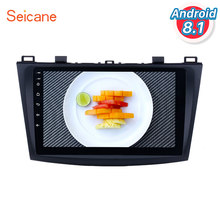 Seicane 9 inch Touch Screen Android 8.1 DVD Speler Auto Radio voor 2009 2010 2011 2012 MAZDA 3 met GPS sat Nav Bluetooth WIFI USB(China)