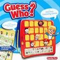 パーティーファミリーファンボード推測ゲーム推測 2 キャラクターシート-人とペット誰! 知育玩具、 2 + プレーヤー
