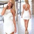 Lace dress vestidos femininos summer white dresses plus size women clothing women dress cheap clothes china summer dress 2015