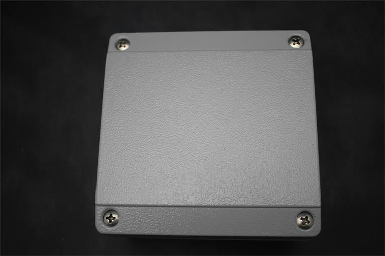 100*100*60MM aluminum extrusion enclosure for electronics pcb 100