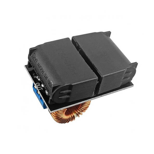US $6 06 38% OFF|Hot Sale 5 12V 120W Mini ZVS Induction Heating Board  Flyback Driver Heater DIY Cooker+ Ignition Coil-in Induction Cooker Parts  from