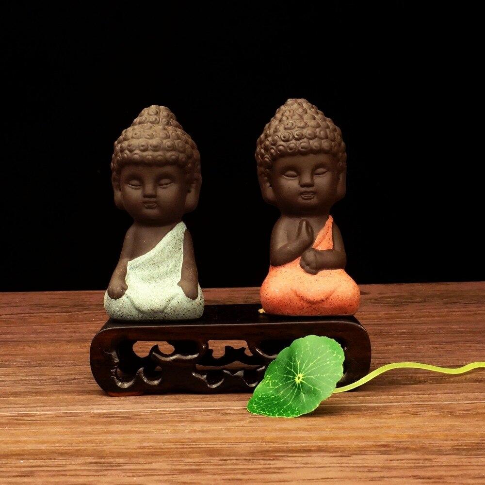 Small Tea Buddhas 2