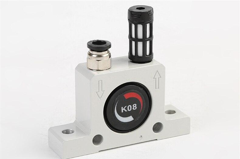 Turbine vibration Free shipping Industrial pneumatic vibrator oscillator ball type K-series K8,K10,K13,K16,K20,K25,K30,K32,K36 k36 450g
