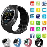 Inteligentne zegarki sportowe krokomierz mężczyźni wybierania połączeń GSM Sim Smartwatch Android kobiety panie inteligentny zegarek Relogio Android pk q9 v8 A1 gt08