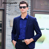 Men S Solid Velvet Blazer New Fashion Mens Autunm Winter Casual Slim Fit Blazers And Jackets