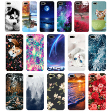 B Silicone case For Huawei Honor 7A Case 5.45