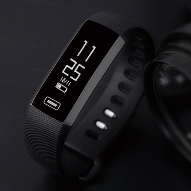 CURREN R5 PRO Astuto wrist Band frequenza cardiaca di Pressione Sanguigna Ossigeno Ossimetro di Sport Della Vigilanza Del Braccialetto intelligente Per iOS Android