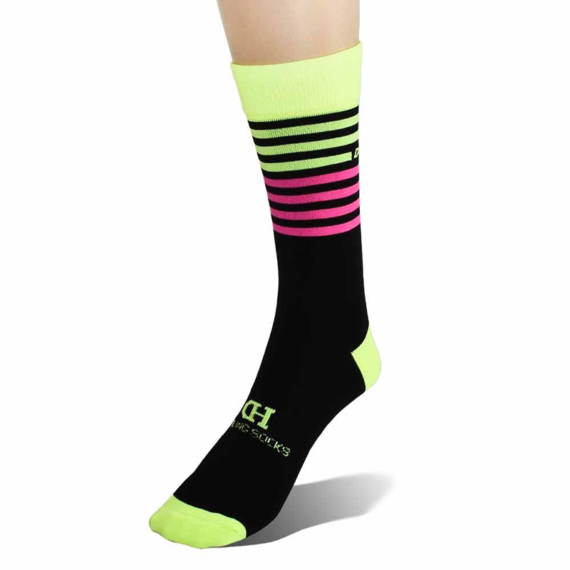 Sport Cycling Socks Men Women Professional Breathable Sports Bike Socks