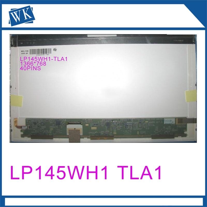 Shiping libero LP145WH1-TLA1 LP145WH1 TLB1 LTN145AT01 per hp DV5 LCD del computer portatile schermo A LED display a matriceShiping libero LP145WH1-TLA1 LP145WH1 TLB1 LTN145AT01 per hp DV5 LCD del computer portatile schermo A LED display a matrice