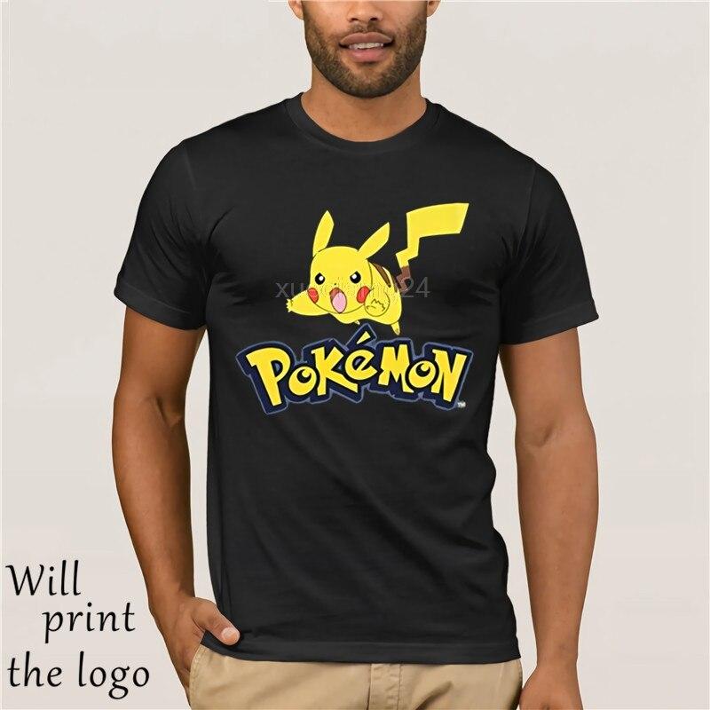font-b-pokemon-b-font-logo-pikachu-men's-navy-blue-t-shirt