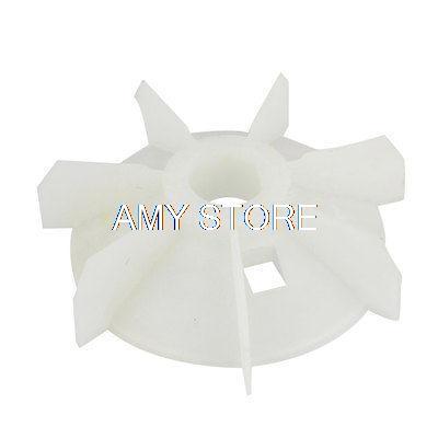 38.4mm Inner Dia 200mm Outer Dia Motor Fan Blade Wheel Impeller Y2-132-4.6.8