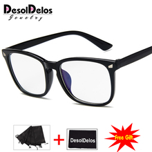 Fashion Computer Glasses Women Men Anti Blue Light Radiation
