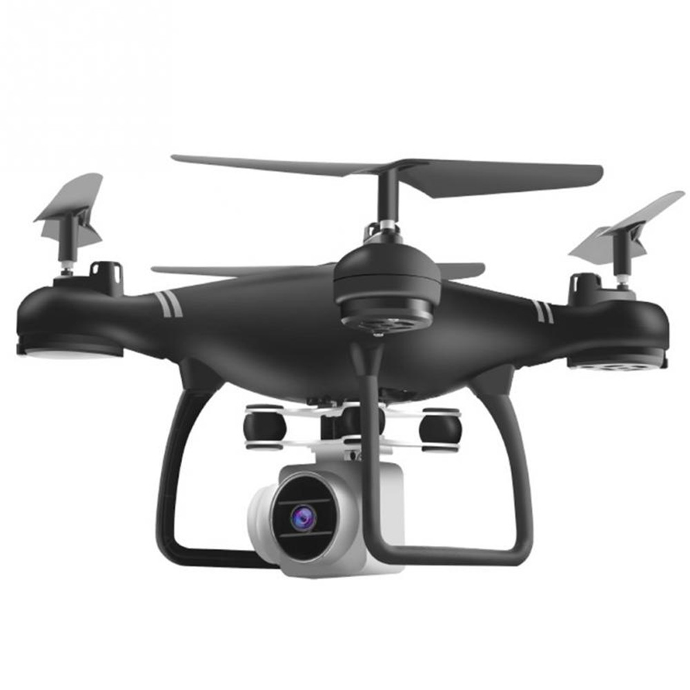 four-axis aircraft Remote Control Toy HD camera 1080P wifi FPV self-timer folding professional white,black plastic USB 2MP Pixel image