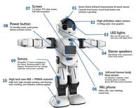 Mini intelligente robot voor kinderen  RK01 BOSS robot speelgoed