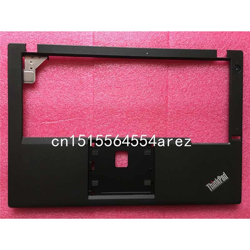 New Original Laptop Lenovo ThinkPad X260 Palmrest Cover Case/The Keyboard Cover With Fingerprint Hole FRU AP0ZK000200