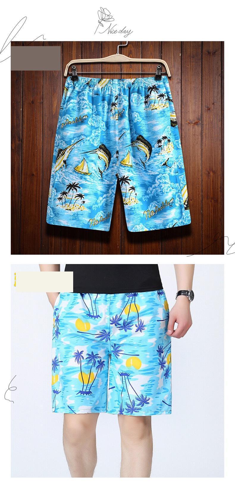 10 Patterns Camouflage Compression Shorts Men Summer Clothing Board Shorts Nylon Bottom Men Side Pockets Men's Swimwear 6