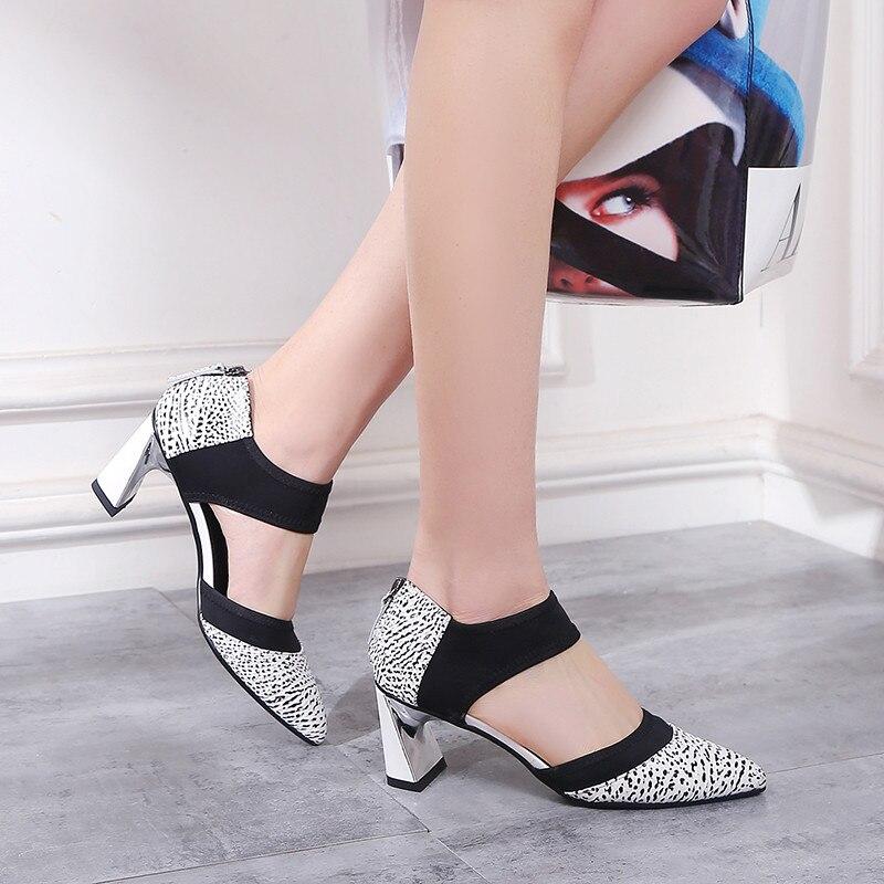 Dollar امرأة أحذية مختلط 4