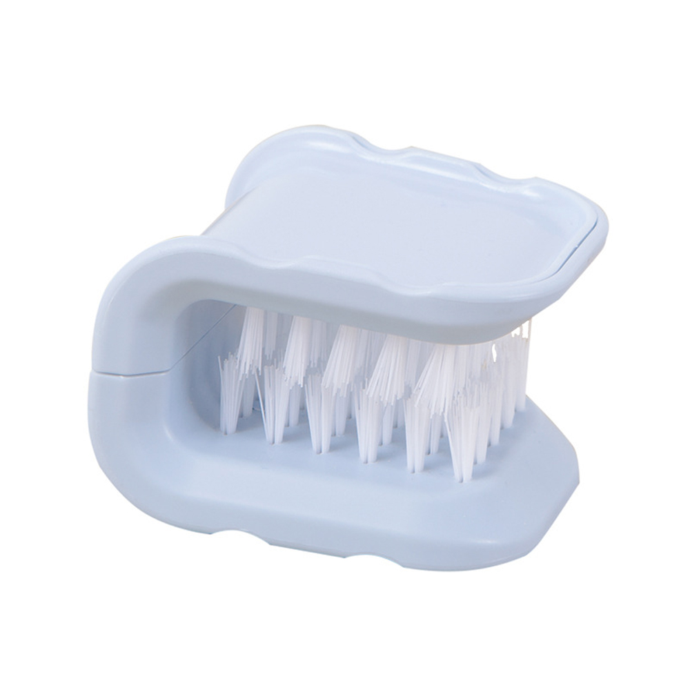 Image 5 - 1pcs ABS Multifunctional Cleaning Brush Dish Washing Scrubber Kitchen Household Brush Tools for Knife Pots Chopstick Cleaning-in Cleaning Brushes from Home & Garden