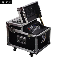600W double fog machine DMX512 + remote control Thin fog machine Bar, large party, special effect smoke machine