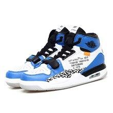 newest 1502e 9dadb 2019 Outdoor Neue Trend Turnschuhe Unisex Retro Basketball Schuhe Männer AIR  Kissen Jordan Schuhe Rutsch Verschleiß Beständig De.
