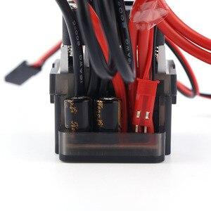 Image 4 - 1 pz giocattoli regolatore di velocità spazzolato ESC ad alta tensione 7.2V 16V 320A per RC Car Truck Buggy Boat